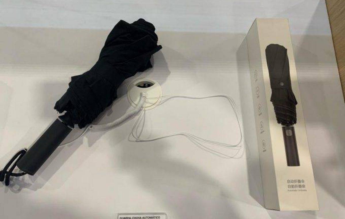 Xiaomi terá guarda-chuva de fibra de vidro e escova de dentes conectada