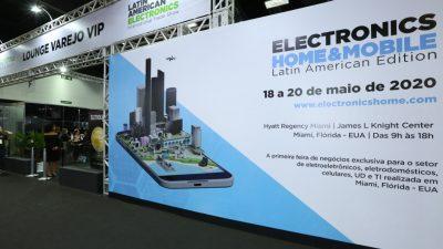 Grupo Eletrolar faz em Miami, FL/EUA, a primeira feira internacional focada exclusivamente nas categorias de eletroeletrônicos para o mercado latino-americano