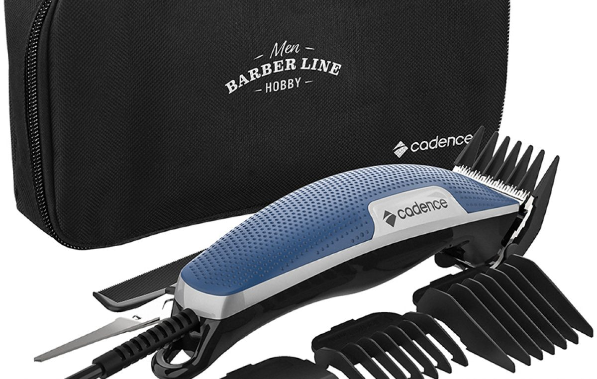 Lançamento Cadence: Men Barber Line