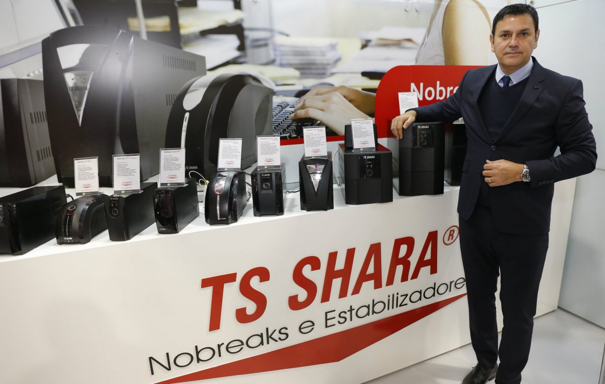 TS Shara apresentou produtos para o mercado residencial