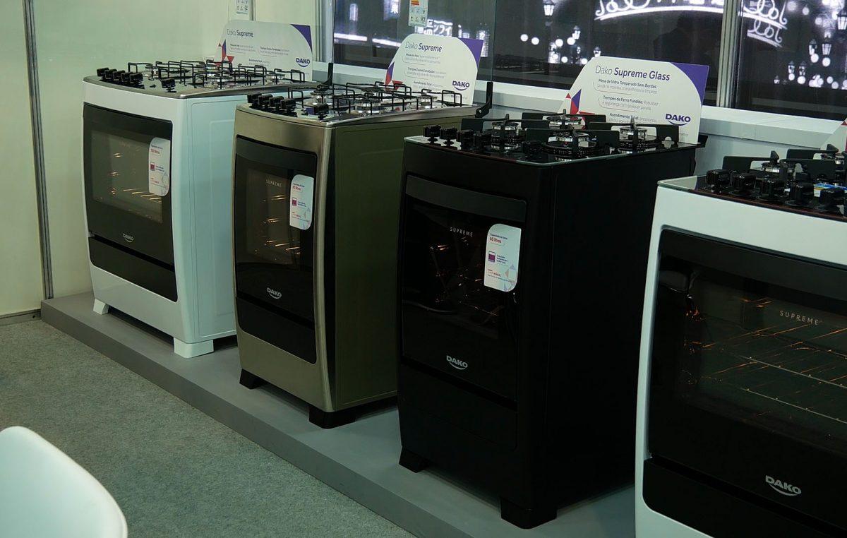 Atlas Eletrodomésticos presents new ranges of stoves at Eletrolar Show & Latin American Electronics 2019