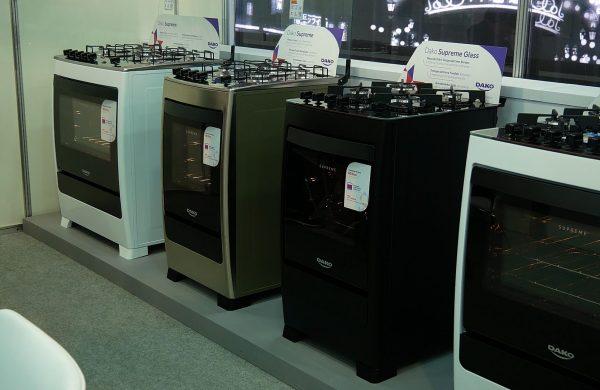 Atlas Eletrodomésticos apresenta novas linhas de fogões na Eletrolar Show