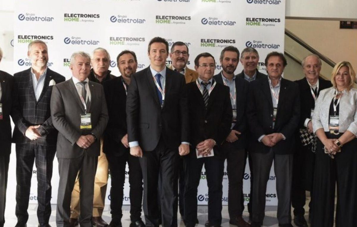 Second Electronics Home: Argentina's largest consumer electronics and home appliances trade show