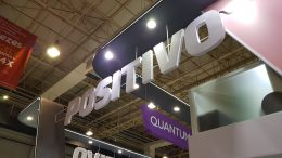 Positivo Tecnologia and partners announce new notebooks and phones at Eletrolar Show & Latin American Electronics 2019