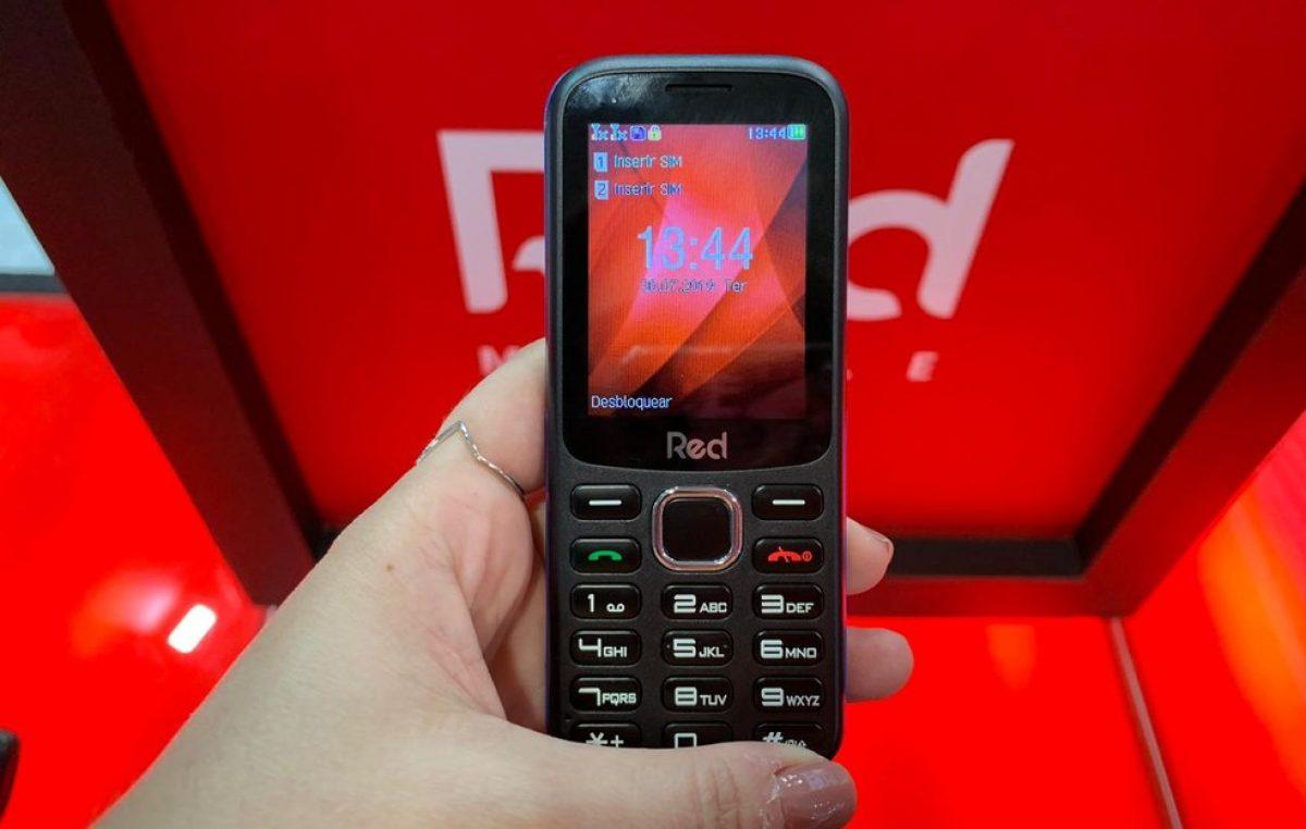 Eletrolar Show: Mega Red Mobile, conheça celular com bateria 'infinita' que dura 35 dias