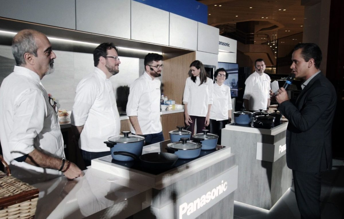 Panasonic reúne arquitetos e decoradores no Cook & Design
