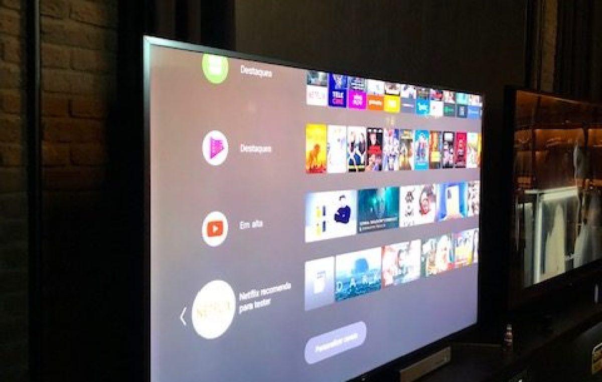 Sony lança TVs Master Series no Brasil