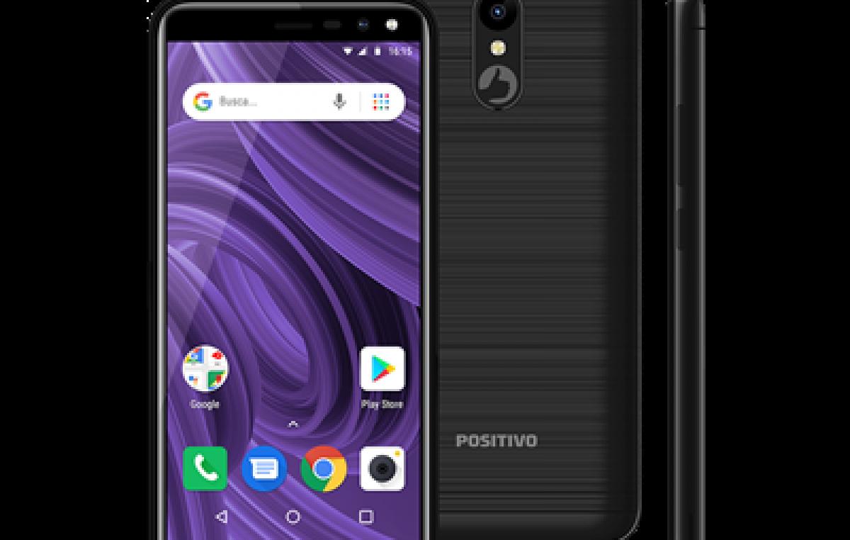 Positivo lança mais um smartphone da linha Twist