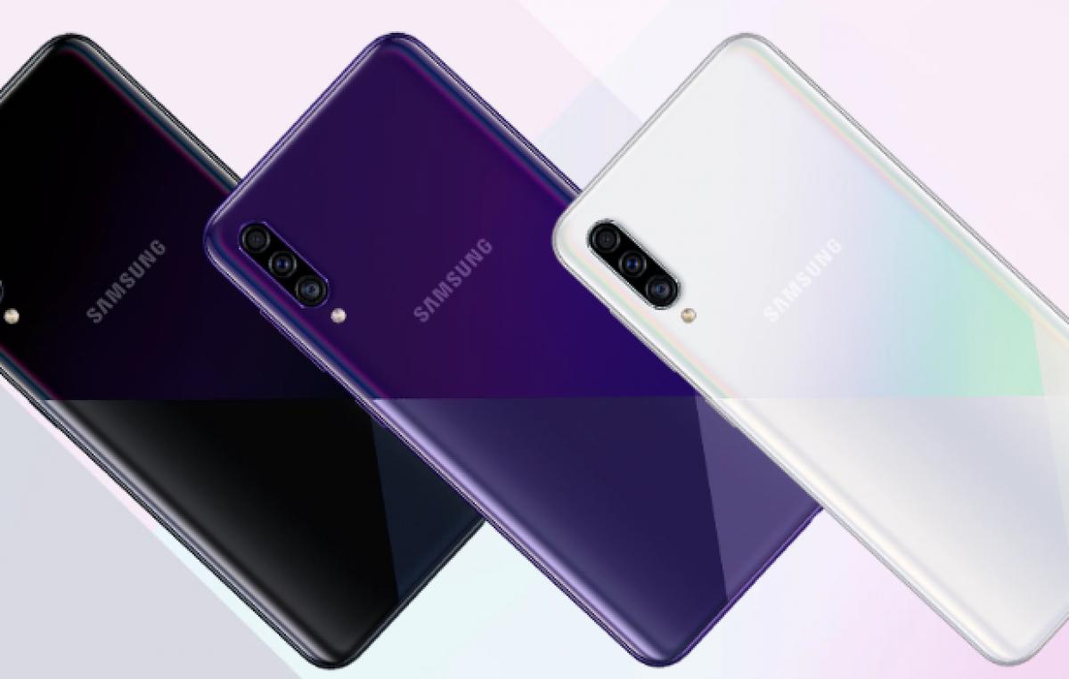 Samsung anuncia a chegada do Galaxy A30s ao Brasil