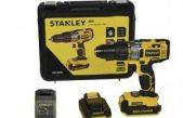 Nova Parafusadeira/Furadeira de Impacto Stanley