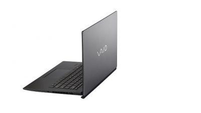 VAIO SE14 tem acabamento em alumínio e teclado resistente à água