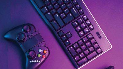 Varejo lucra com acessórios para gamers