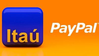 PayPal e Itaú Unibanco firmam parceria