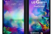 LG lança smartphone de duas telas
