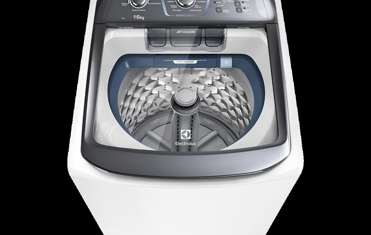 Electrolux lança a Máquina de Cuidar Perfect Wash (LPE16)