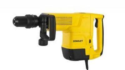 Stanley lança Martelo Demolidor SDS 10 kg