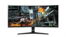 "LG apresenta o monitor Ultragear Gaming de 34"""