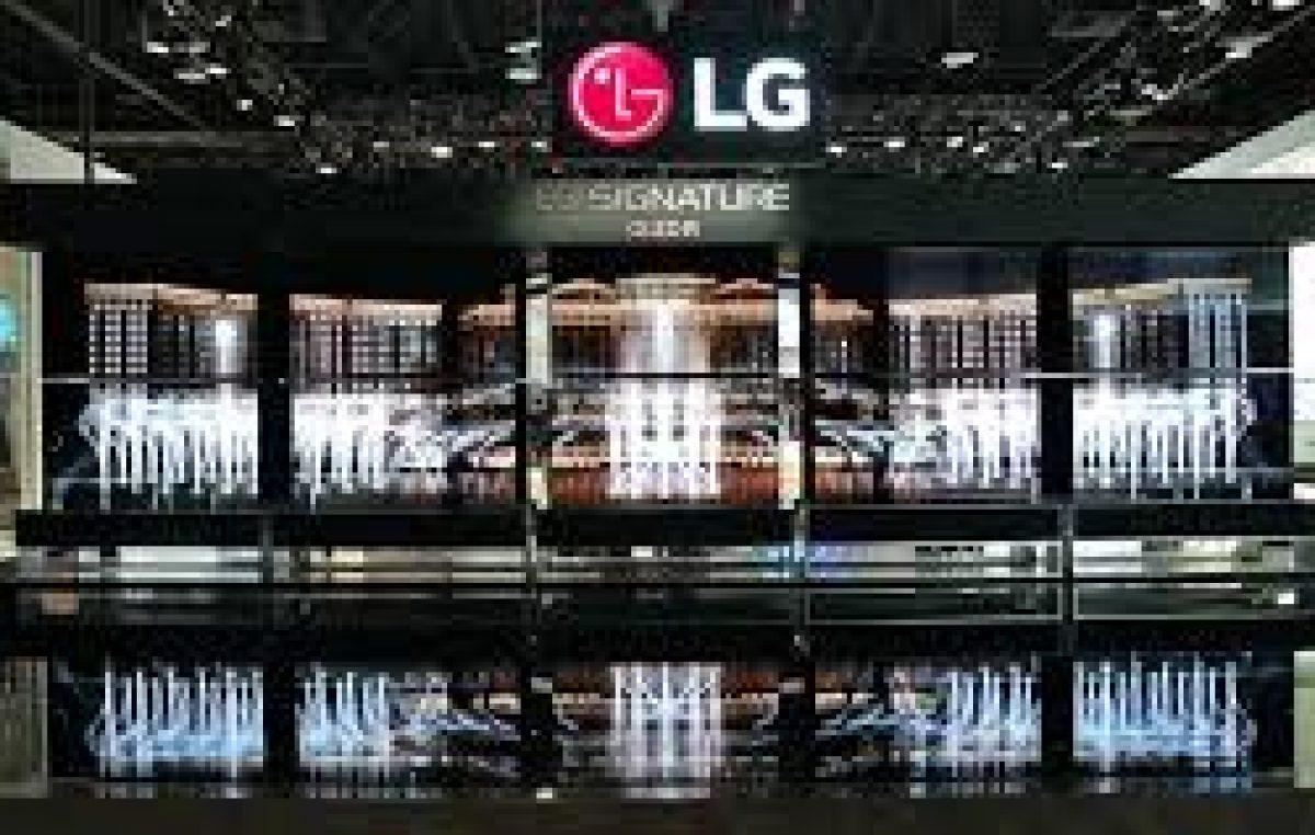 LG Electronics registra recorde de prêmios na CES 2020