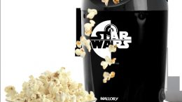 Mallory: linha exclusiva Star Wars