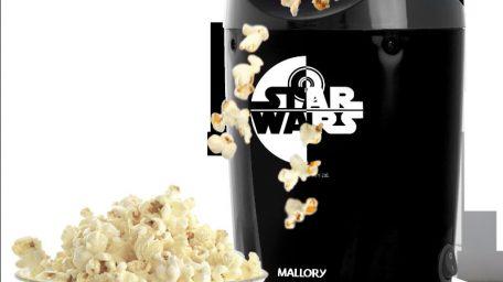 Mallory: linha exclusiva Star Wars