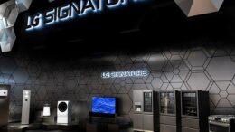 LG: inteligência artificial na CES 2020