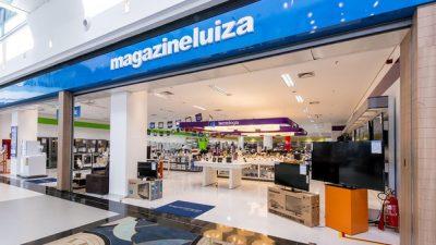 Magazine Luiza é a marca mais admirada por consumidores