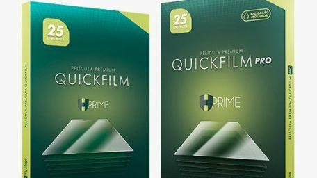HPrime apresenta o QuickFilm