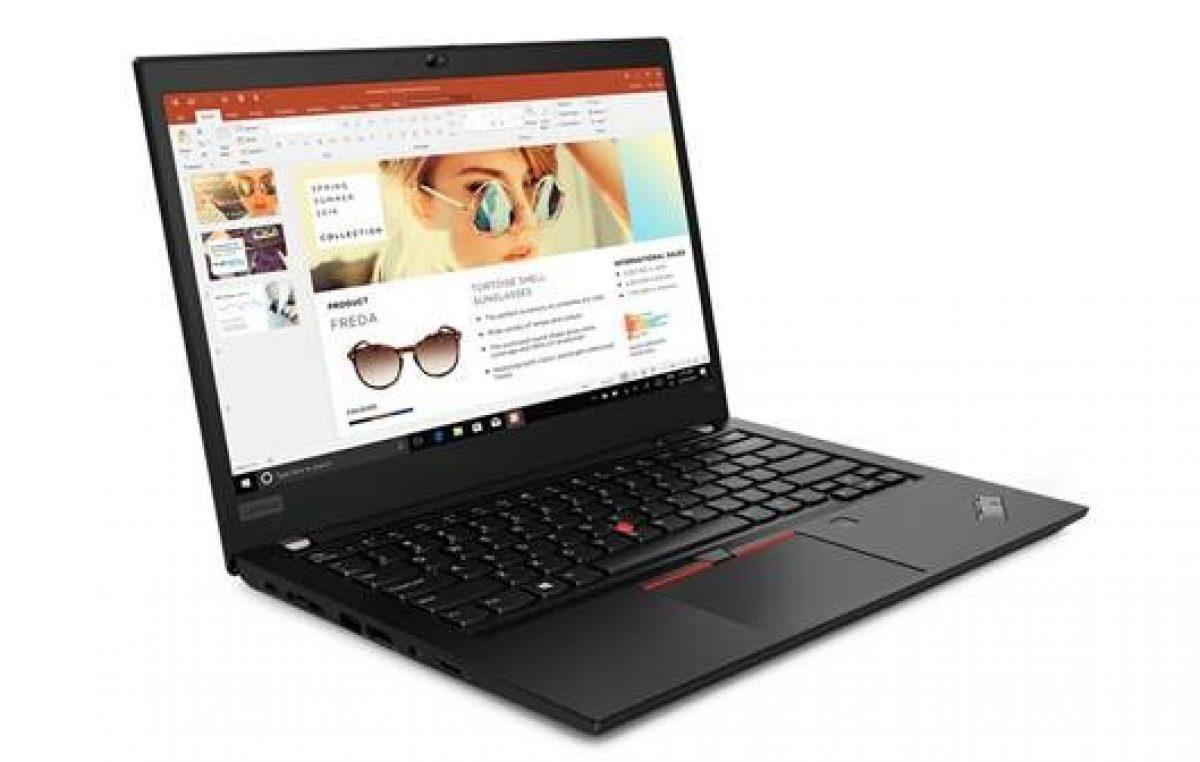 Lenovo lança ThinkPad T495 com AMD Ryzen™ PRO Mobile