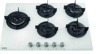 Franke apresenta o cooktop Pure White