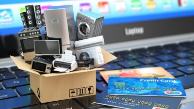 A CASA EM 1º LUGAR: Disparam as vendas online de produtos de uso doméstico