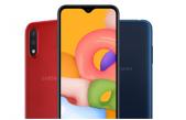 Samsung anuncia chegada do Galaxy A01 ao Brasil