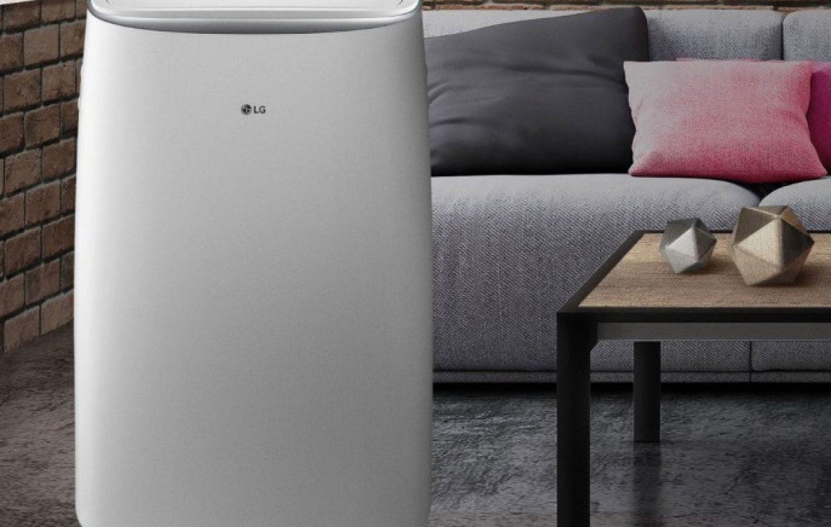 LG apresenta o ar-condicionado DUAL Inverter Portátil