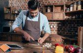 Philips Walita: homens estão mais ativos na cozinha