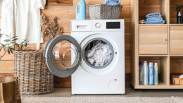 HOME APPLIANCES – Washing machines have high sales potential