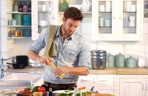 DIA DOS PAIS – Homens na cozinha