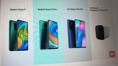 Xiaomi apresenta dois modelos da linha Redmi Note