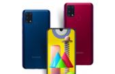 Samsung lança o Galaxy M31 no País