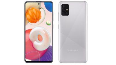 Samsung anuncia versão cinza do Galaxy A51 e Galaxy A71