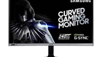 Samsung lança o monitor LC27RG50 para o público gamer