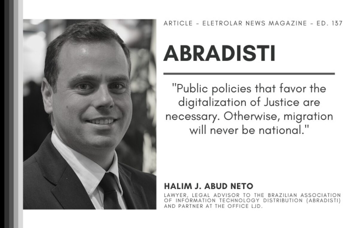 ABRADISTI: Digital transformation of the judicial system and its implications