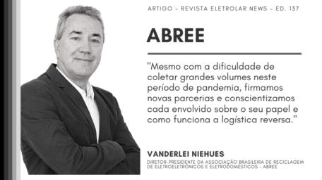 ABREE – O CENÁRIO DA RECICLAGEM DE ELETRODOMÉSTICOS E ELETROELETRÔNICOS NA PANDEMIA