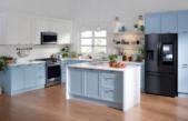 Samsung lança geladeira Family Hub com soundbar integrado