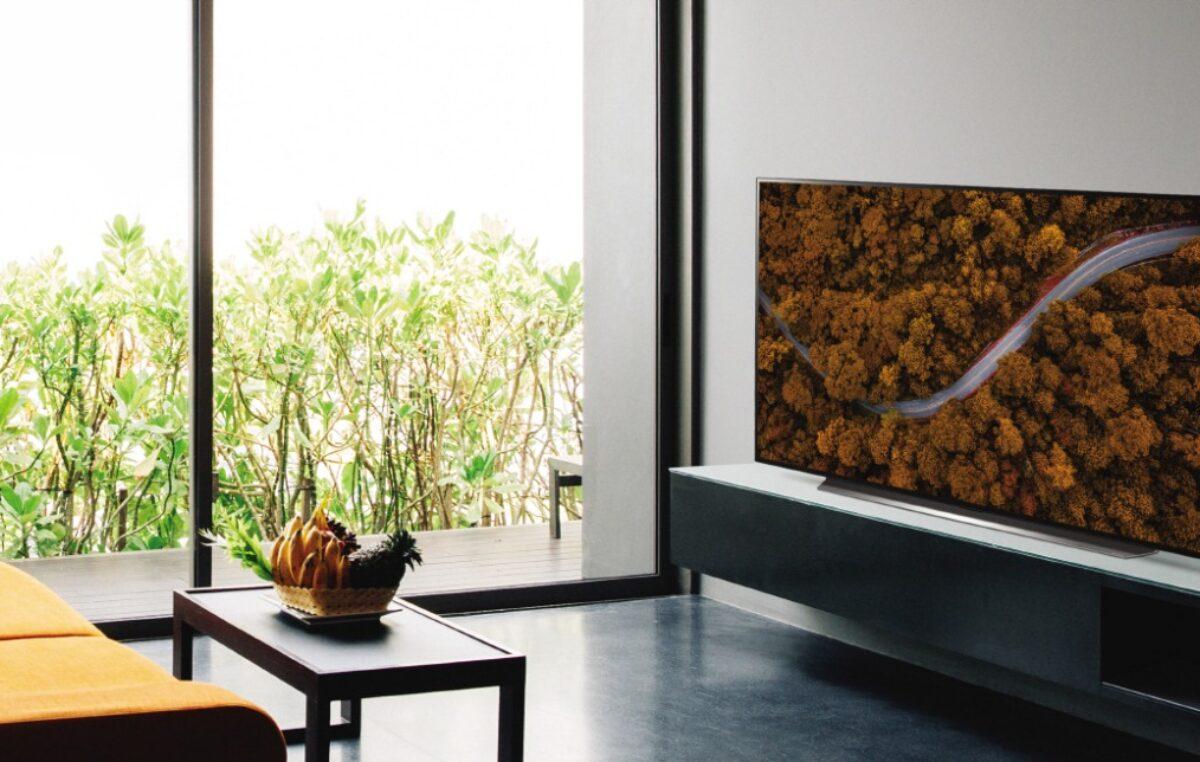 LG anuncia nova linha de televisores OLED