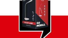 Smart Lamp, carregador sem fio da Easy Mobile