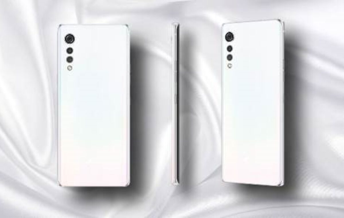 LG apresenta o smartphone premium Velvet