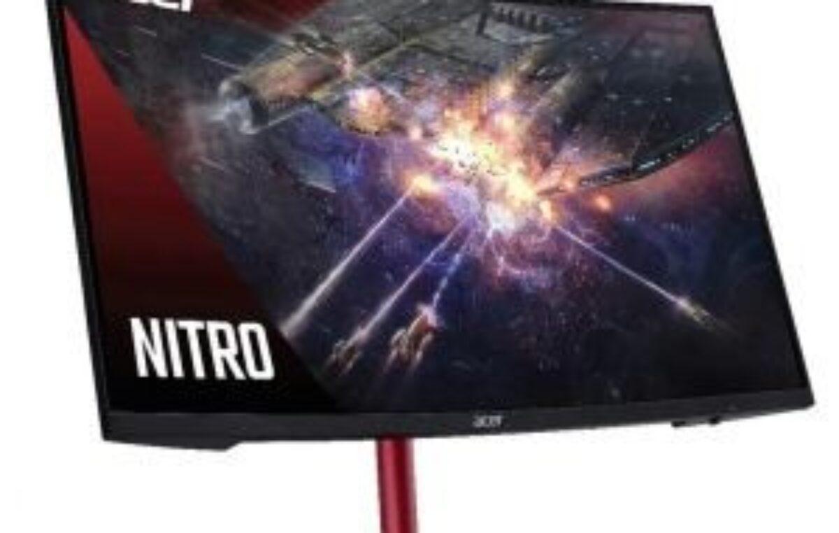 Acer amplia sua linha de monitor gamer