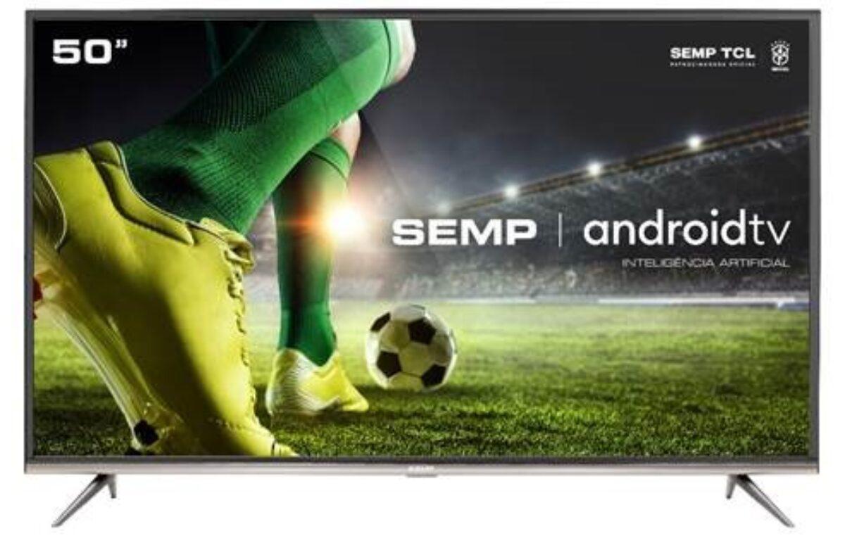 SEMP lança a Android TV 4K SK8300