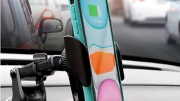 iWill apresenta o Automatic Wireless Car Charger