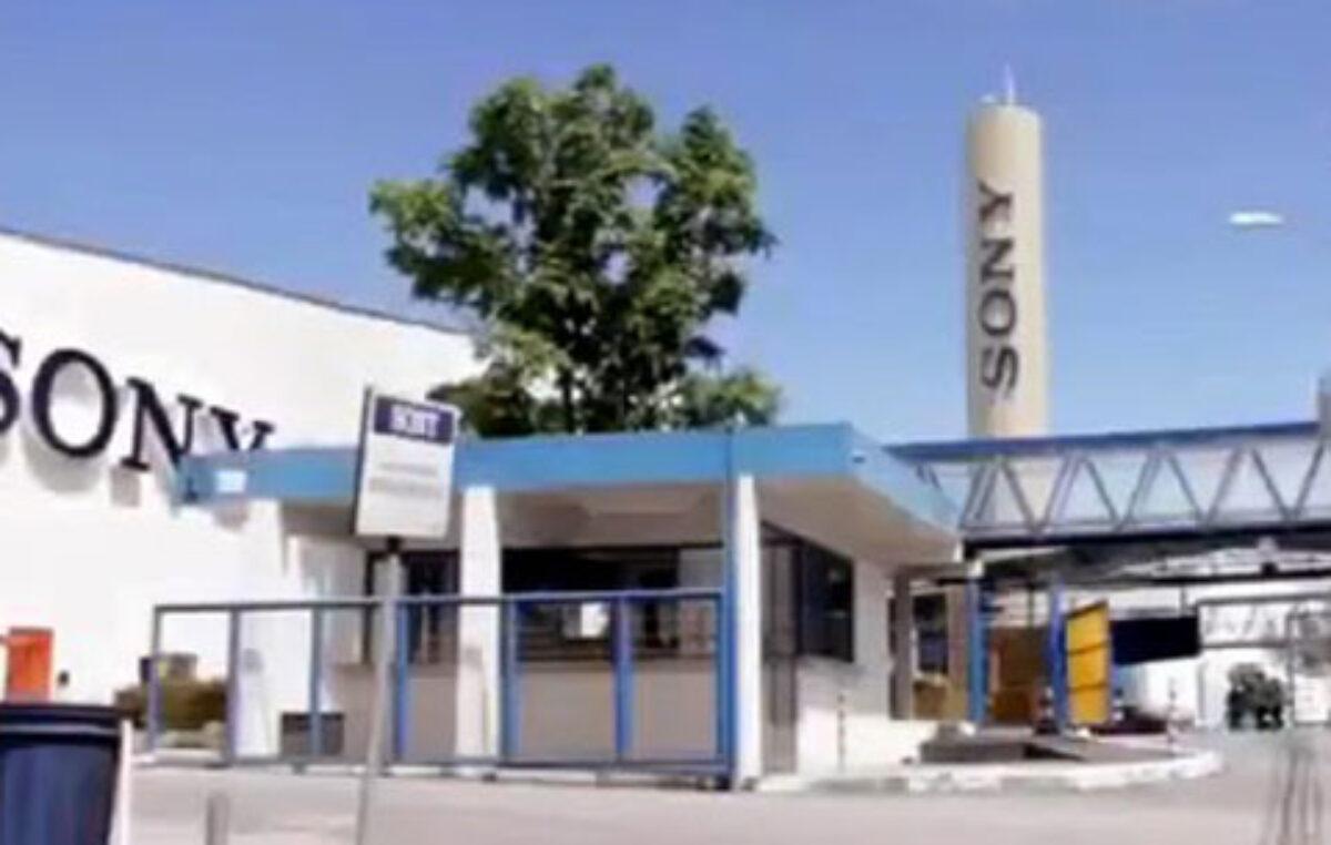 Após 48 anos, Sony vai fechar fábrica de TV, câmeras e áudio no Brasil