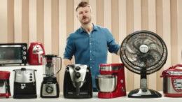Novo projeto comercial da Globo tem patrocínio da Mondial Eletrodomésticos